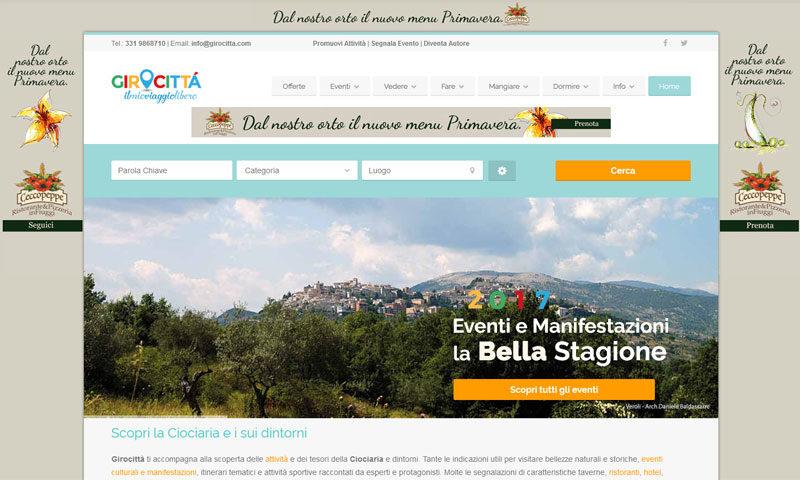 Girocittà Turismo Ciociaria